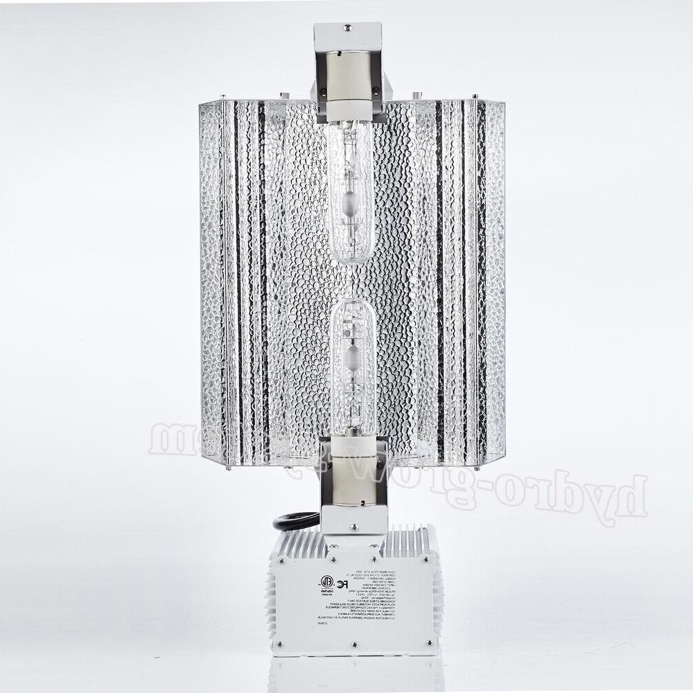 TopoGrow 630W CMH Light Kit Double Ended W/3100K Bulbs Growing