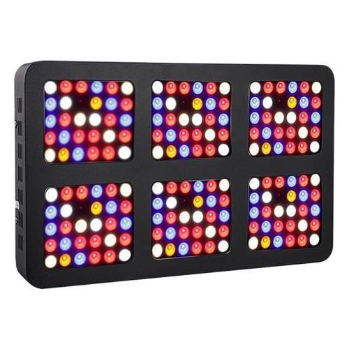 Beamnova 900W LED Grow Light Reflector Full Spectrum for Ind
