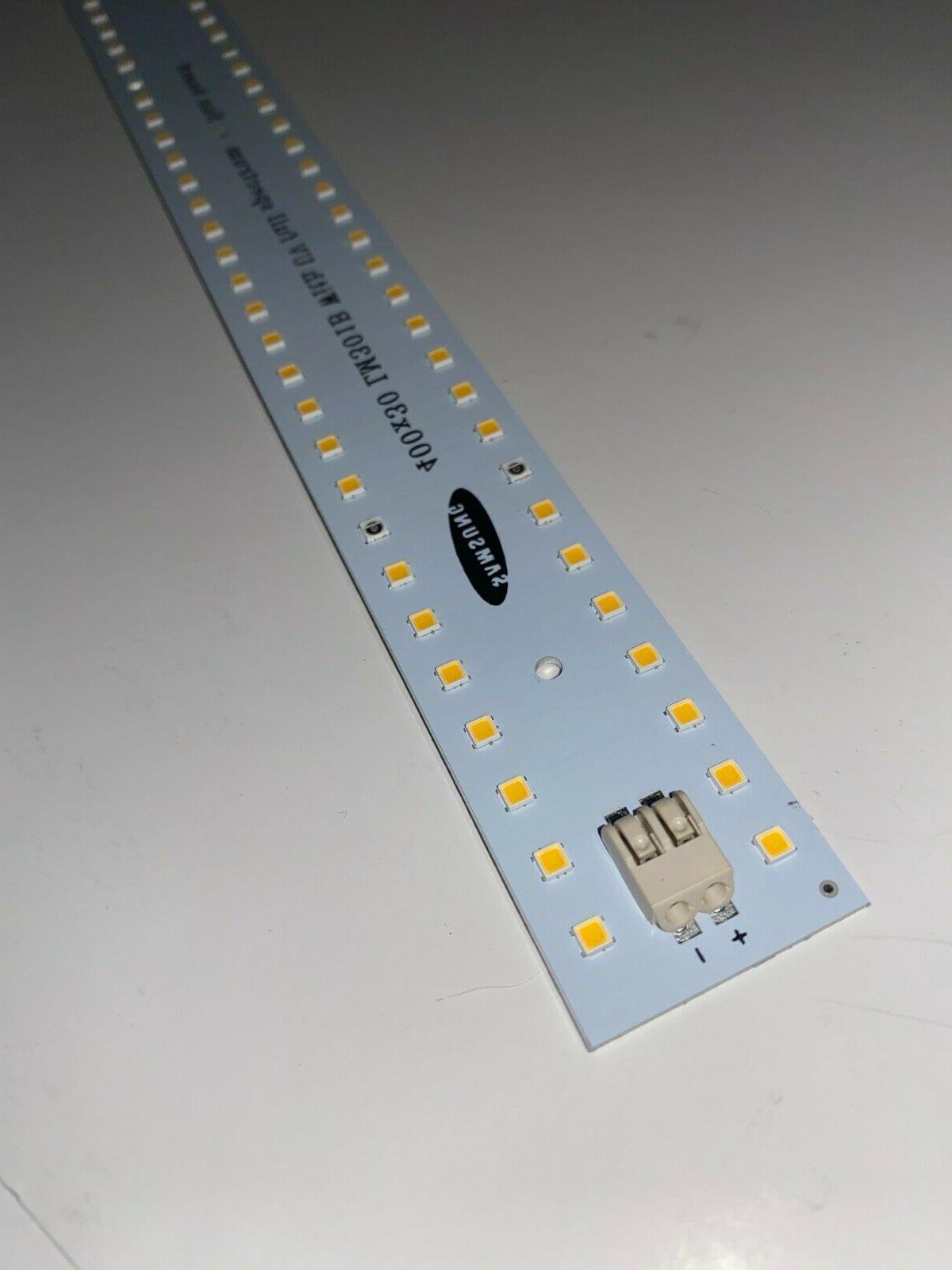 96 led sun board 24v 3500k w