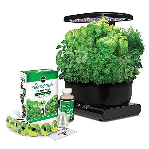 Miracle-Gro AeroGarden Harvest with Gourmet Herb Seed Pod Ki