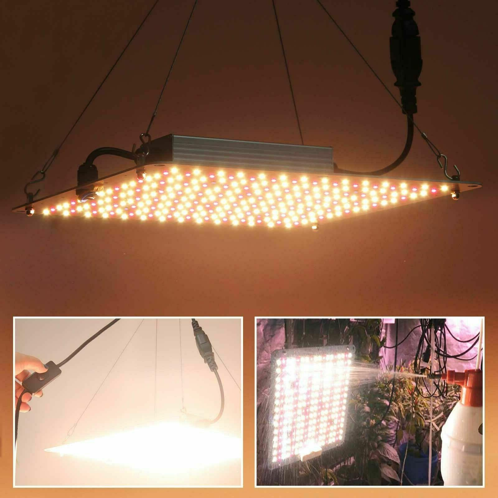 Full 1500W LED Grow Light Indoor Plant IP65
