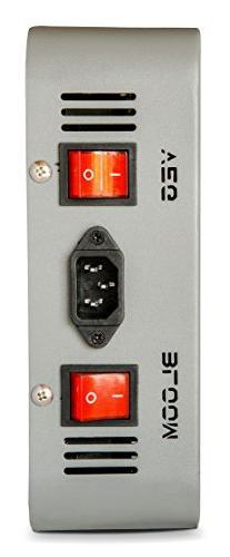 Advanced 600w 12-band LED Light FULL SPECTRUM