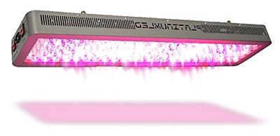 Advanced Platinum Series P600 600w 12-band LED Grow Light -