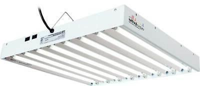 agrobrite 8 tube fluorescent fixture