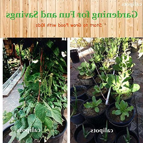 Calipots Gallon Plant Garden Pots