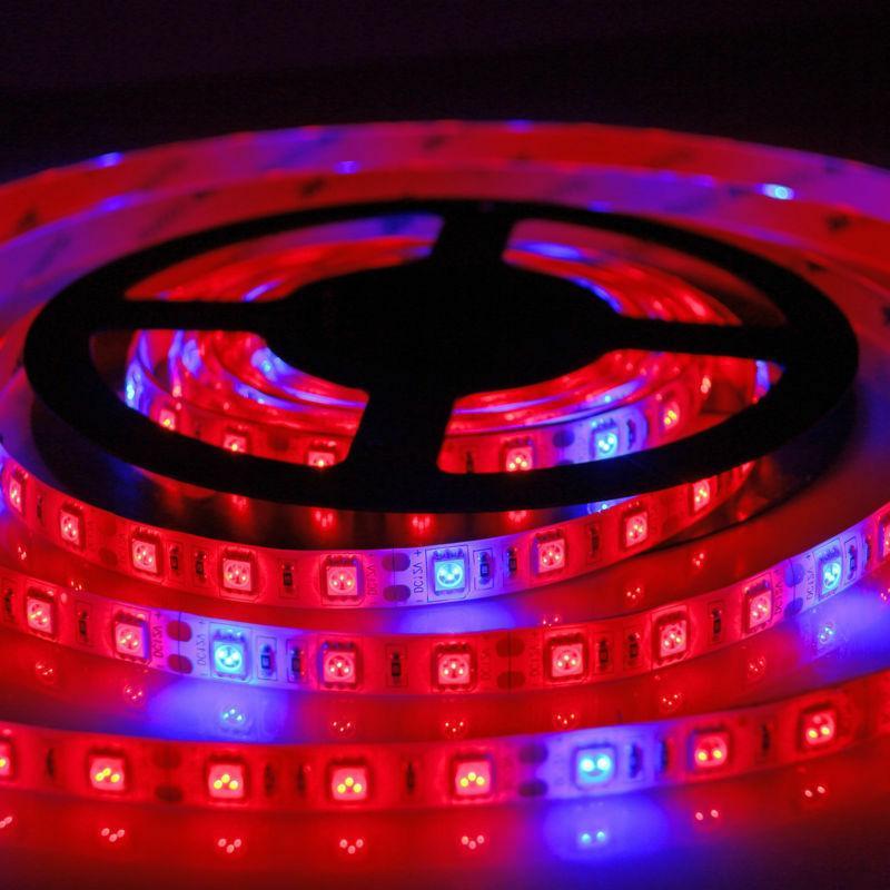 Blue/Red LED Full