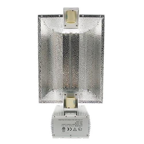Metal CMH Dual Lamp Grow Light 3100K Spectrum