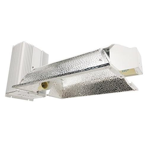 Metal Dual Lamp Style Complete Grow System with 3100K