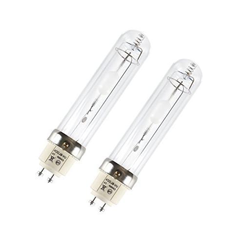 Hydro Crunch 630-Watt Metal Halide Lamp Style Complete Grow System 3100K Bulbs