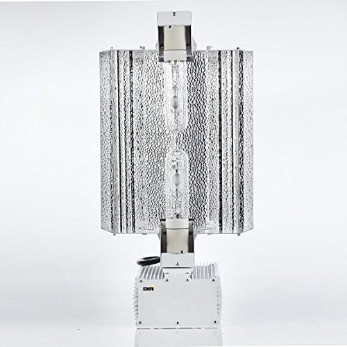 iPower Grow Light Metal Growing Light 4200K for Growing Superior Master CDM and