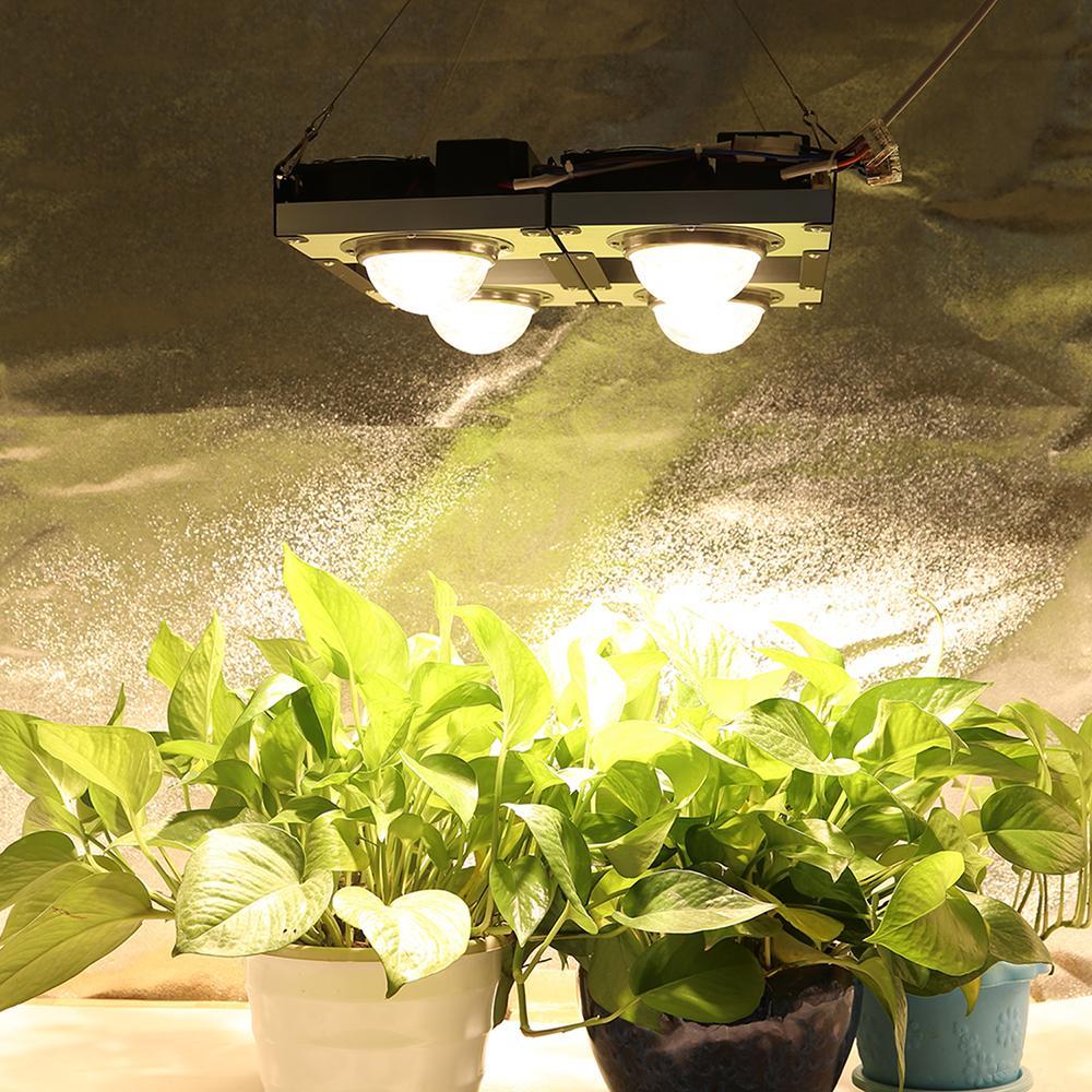 CREE CXB3590 400W COB LED <font><b>Grow</b></font> <font><b>HPS</b></font> Lamp Indoor Plant Panel