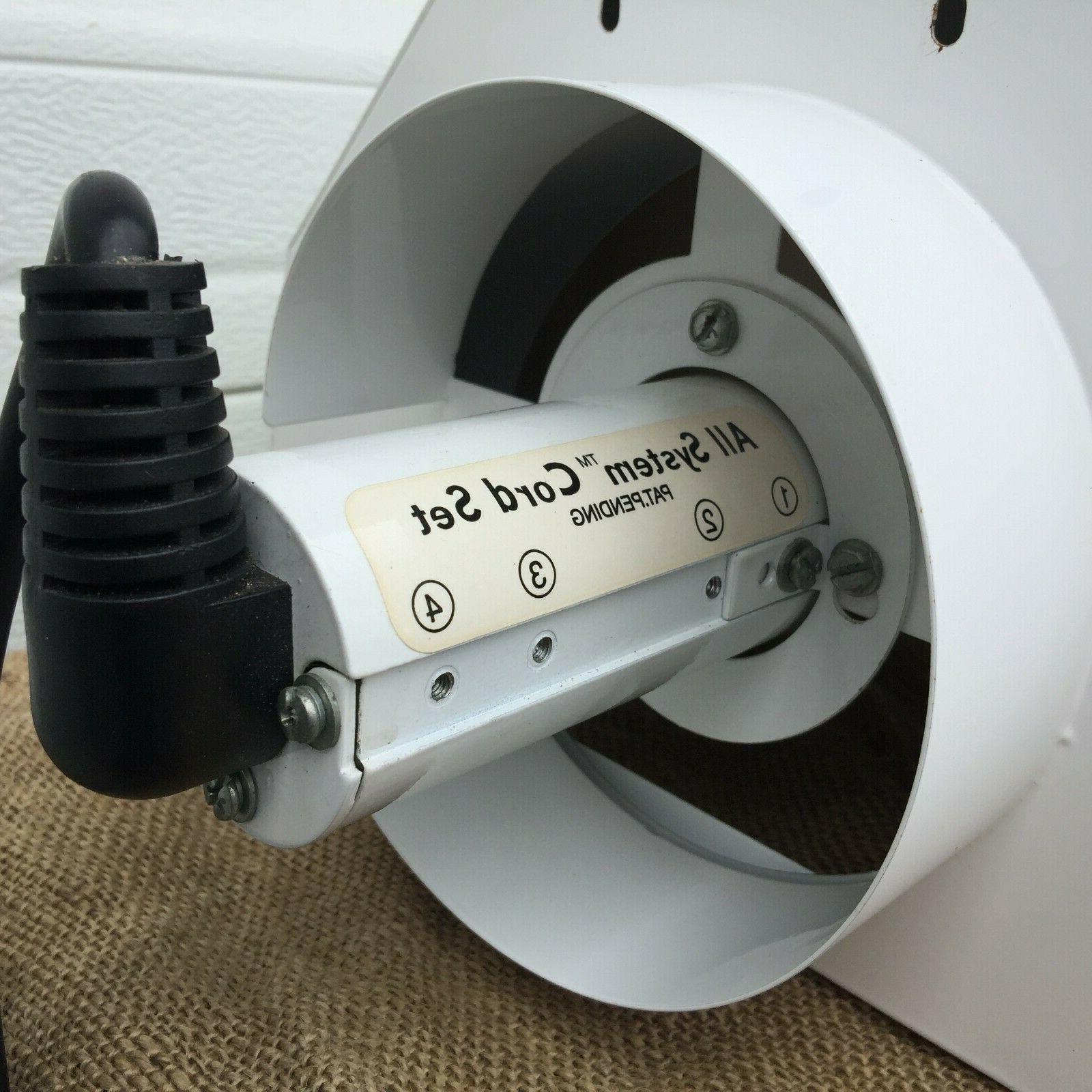 Hydrofarm Luminaire Air Hood Reflector Lite