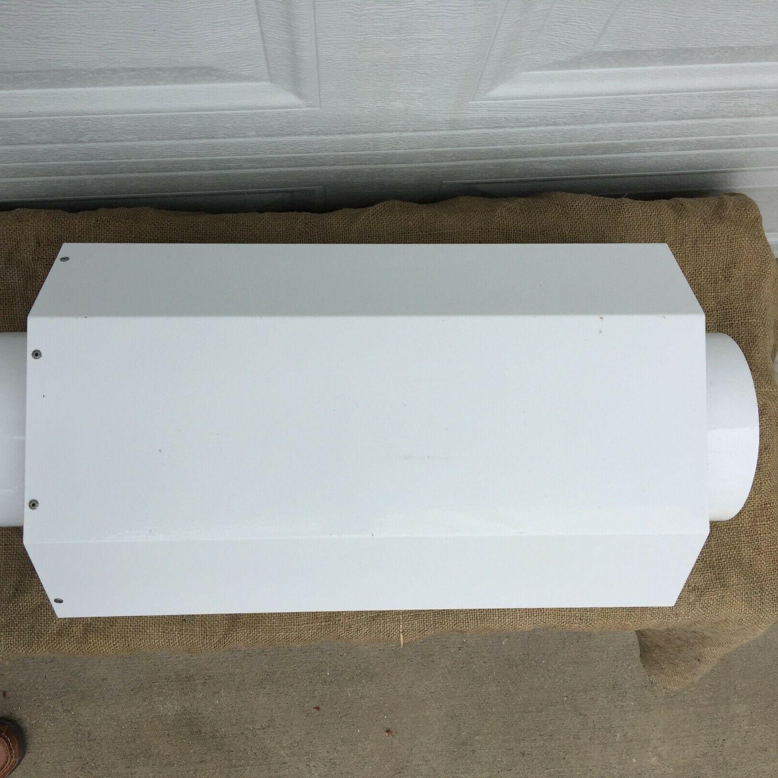 Hydrofarm DA Luminaire DAUN Air Cooled Grow Hood Reflector Lite