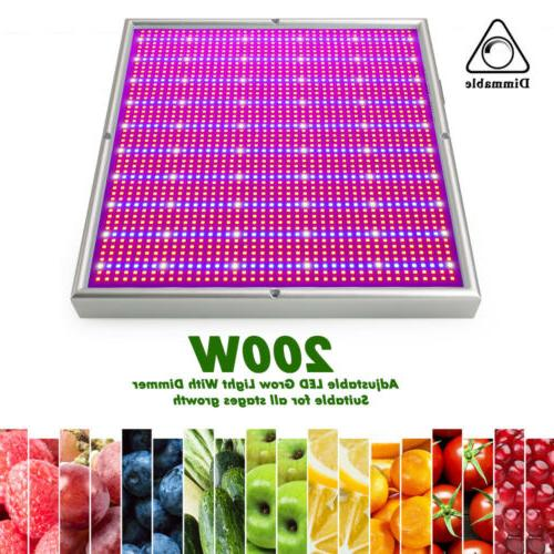 Dimmable Grow Light Full for Plant