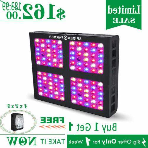 Dimmable 450W LED Spectrum