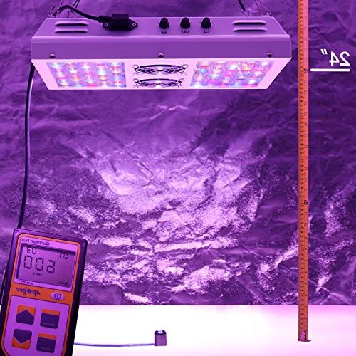 VIPARSPECTRA 450W - 12-Band Full Plants