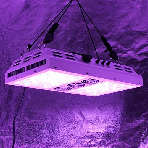 VIPARSPECTRA PAR700 700W - 3 Dimmers Plants Veg/Bloom