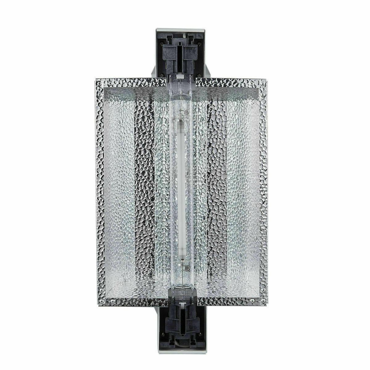 double ended hps reflector for grow light