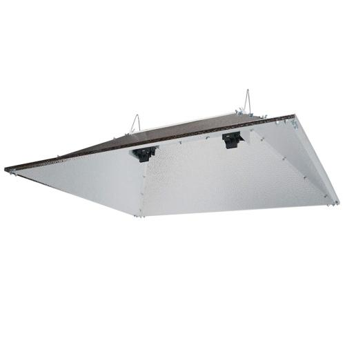 Hydroplanet Double Ended XXL Open Hood Grow Light Reflector