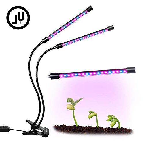 dual head plant grow light