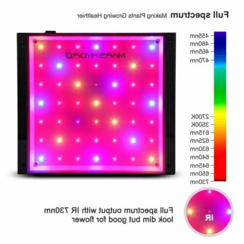 Mars LED Grow Hydroponics Veg Indoor Lamp