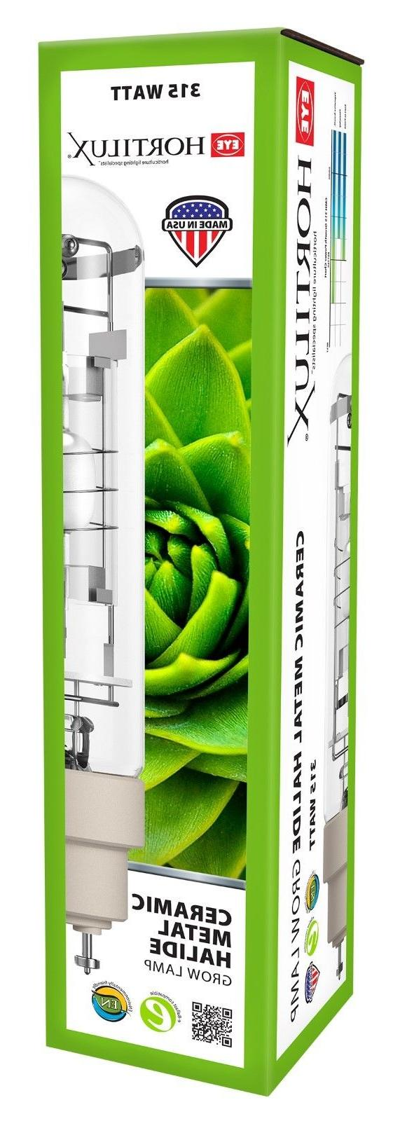 Eye Hortilux CMH Grow Light Ceramic Metal LEC 315W Watt