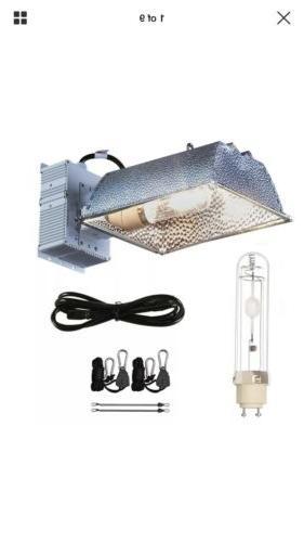 full spectrum cmh 315w grow light kit