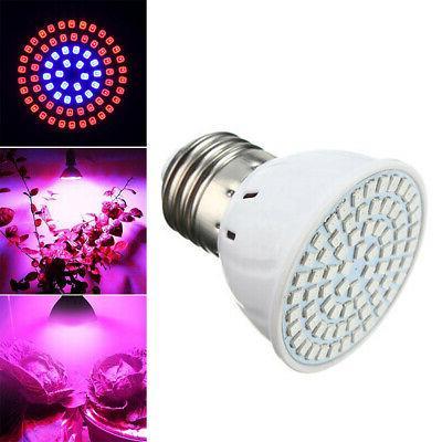 72PC LED E27 Plant Grow Light Lamp Flower Growing Lights Bul