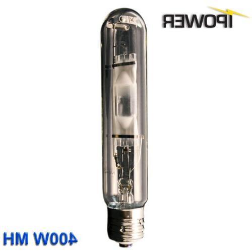iPower GLBULBM400 400-Watt MH Grow Light Bulb for Magnetic a
