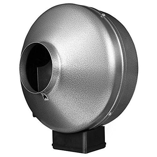 iPower 4 Inch CFM Inline with Filter 8 Feet for Grow