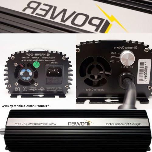 iPower HPS MH Light System Kits