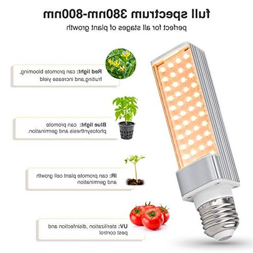 Bulb, Spectrum for Indoor Professional for Seedling Blooming