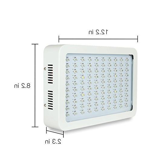 UNIFUN LED E27 Bulb Plant Lamp