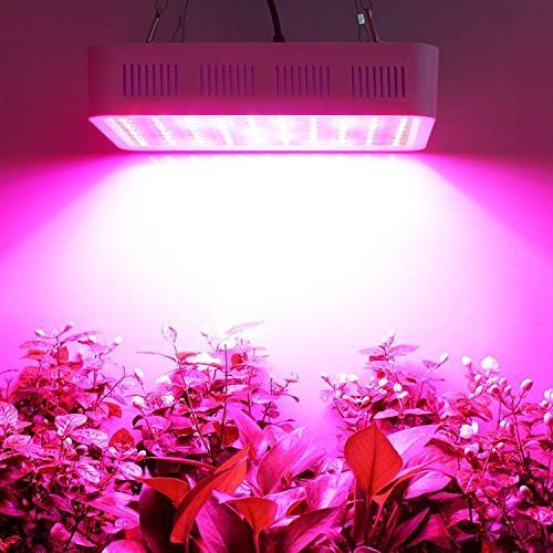 UNIFUN LED E27 Light Plant Grow Lamp Garden