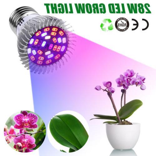 4Pcs Grow Light for Garden Plant Full