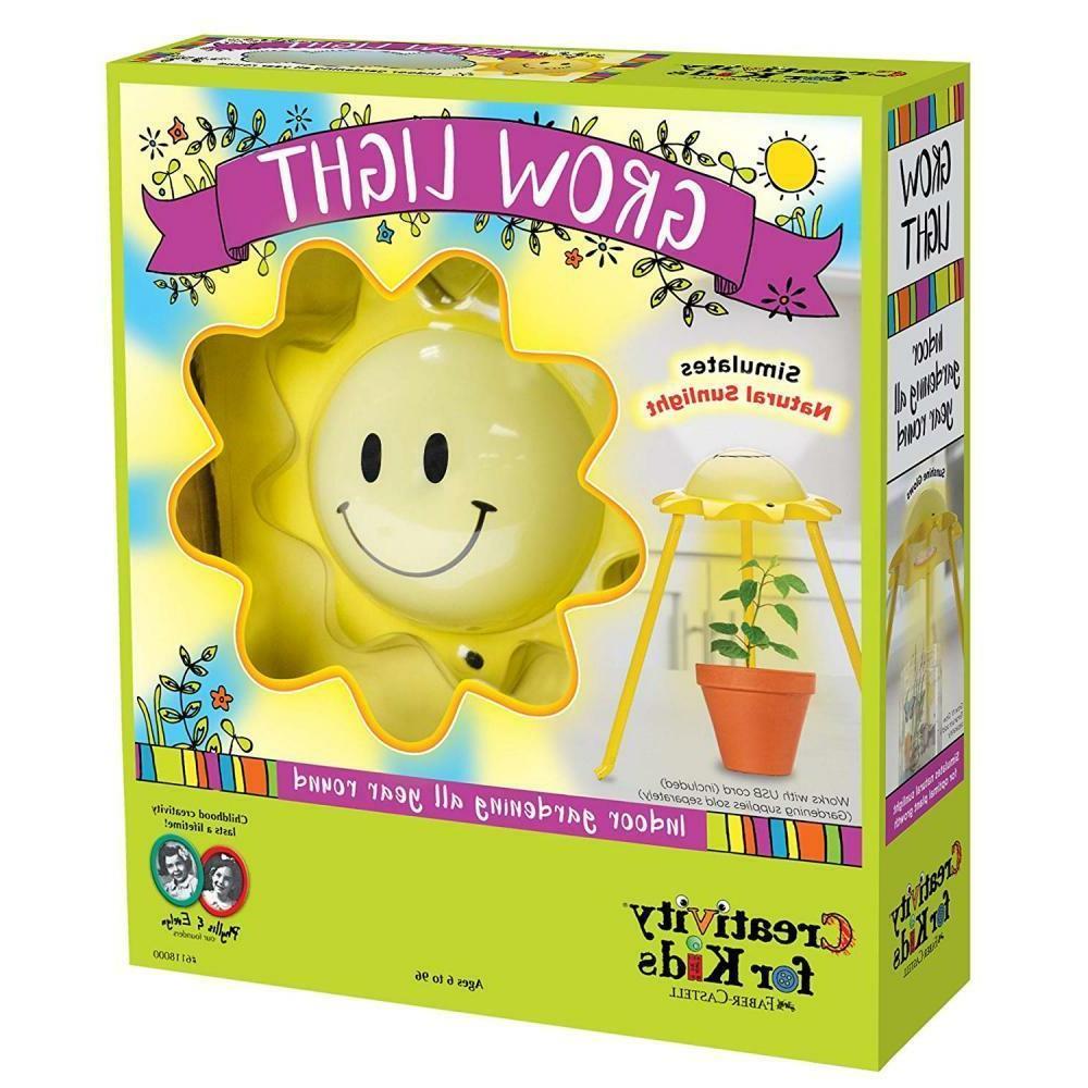 Creativity for Kids Grow Light Kit LED Natural
