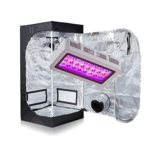 grow light kit w 24