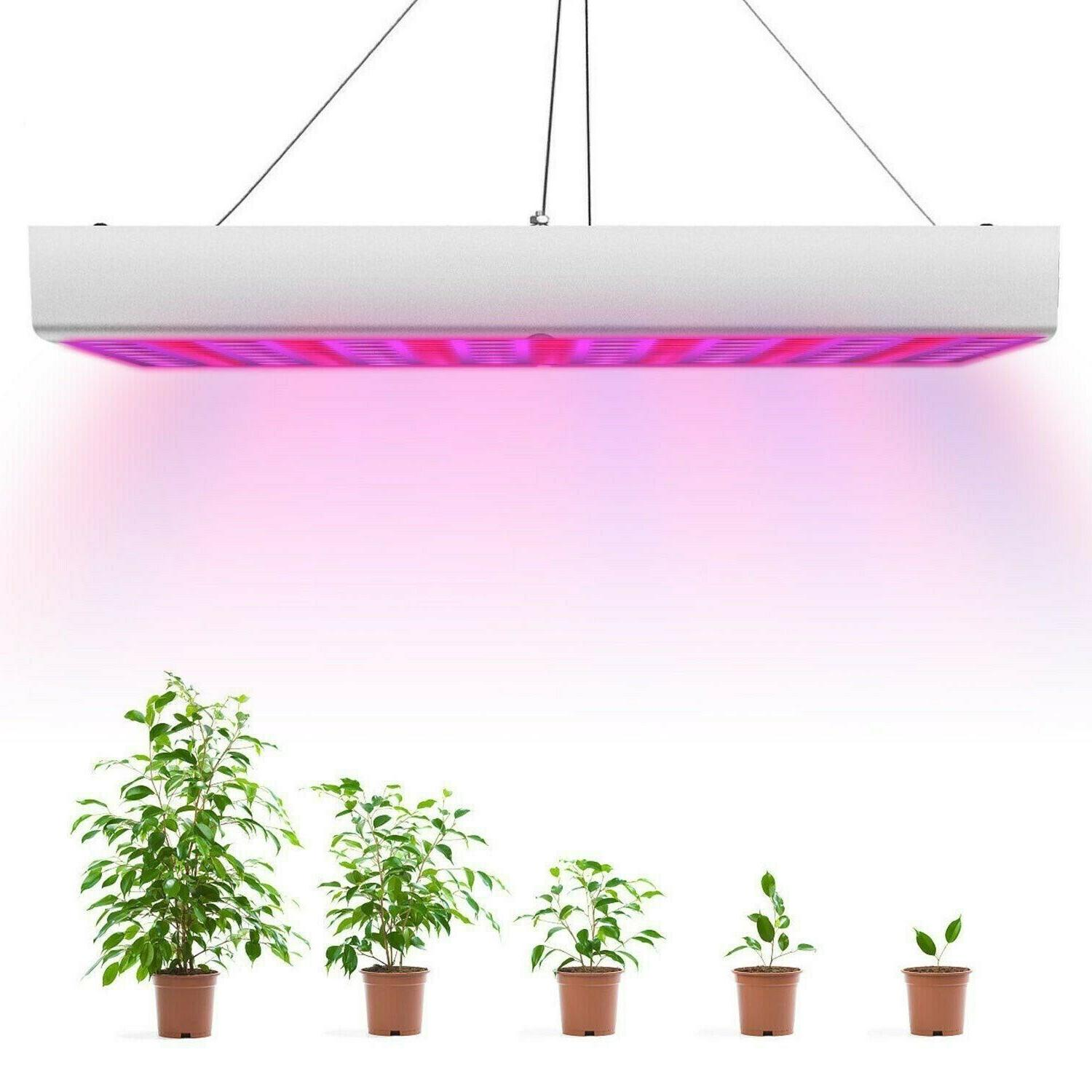 Deckey 225LED Grow Hanging Grow IR Indoor Plants Flower Growth