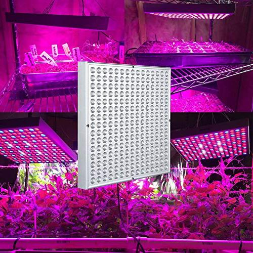 Hytekgro LED 45W Plant Blue Panel Lamps for Indoor Plants