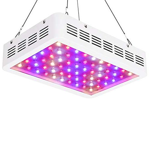 BLOOMSPECT LED Grow Light: Indoor Veg Blooming