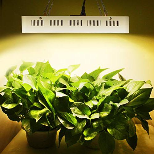 LIGHTIMETUNNEL 1000W LED Grow Light Full Spectrum, Grow Lights Plants and Flower with