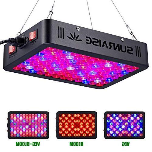 1000W Grow Full Spectrum Plants SUNRAISE with Daisy LED