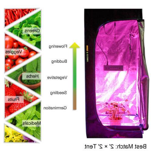 Mars 300W Grow Full Veg Plant Lamp Panel
