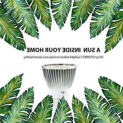 Grow plant light grow Full Grow lamp Hydroponic Plants, plant, Plant Vegetables, Greenhouse Organic, Pack of