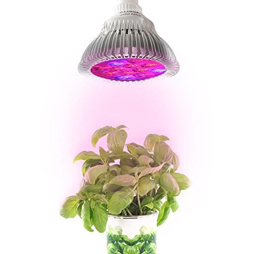 Apollo Horticulture 24W Grow Light & for Indoor