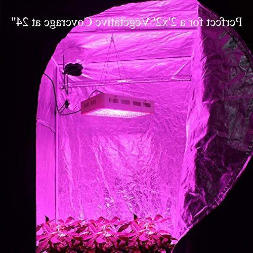Roleadro Galaxyhydro Plant Grow Spectrum UV&IR