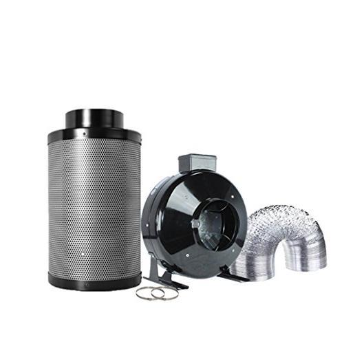 """TopoGrow Grow Kit LED COB Spectrum Light Kit +36""""x36""""x72"""" Indoor Grow Tent +"""