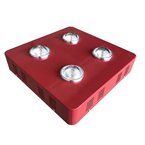 "TopoGrow Kit LED 800W COB Full Spectrum +36""x36""x72"" Indoor + Inline Fan Filter Ventilation Kit"