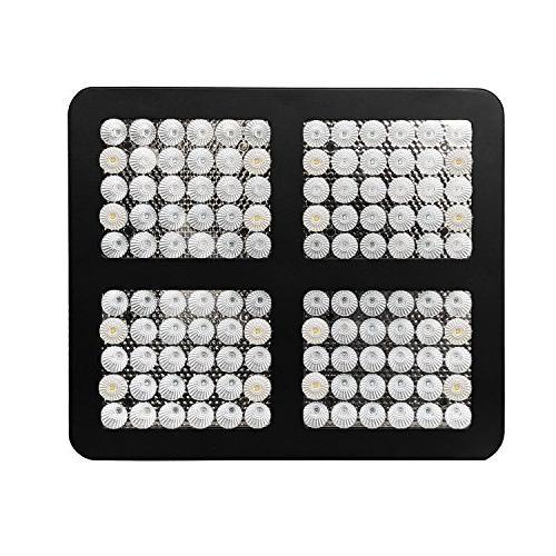 """TopoGrow Grow Tent Kit LED 600W Panel Light Kit +36""""X36""""X72"""" Indoor Grow Inline Kit"""