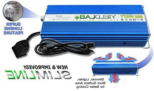 horticulture slim line dimmable ballast